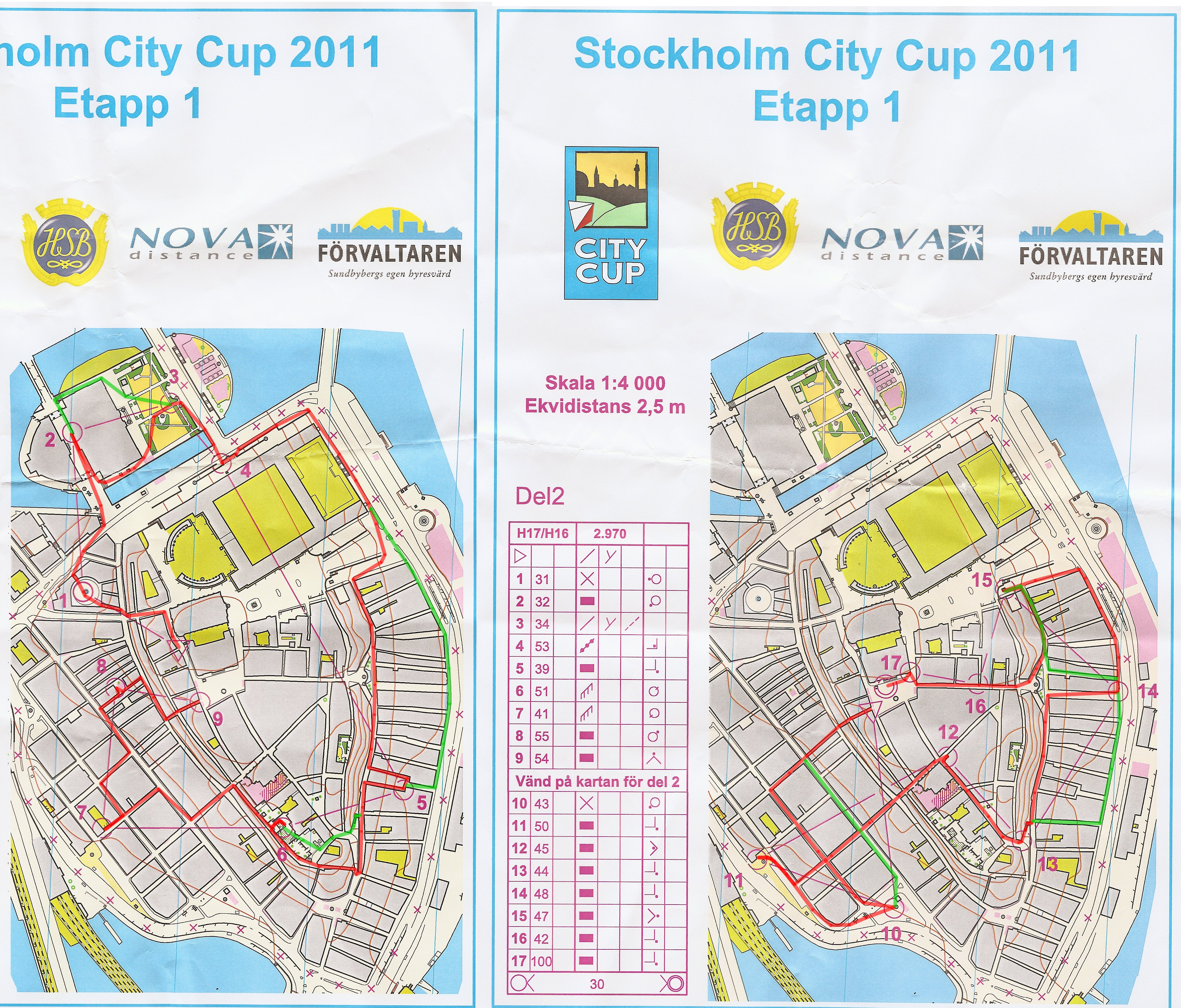 Stockholm City Cup 1 (2011-05-11)